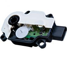 Smart BLDC stepper motor by Sonceboz